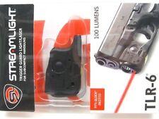 STREAMLIGHT Tactical TLR-6 LED Flashlight Weapon LASER Light For Glock 26/27/33