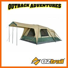 OZTRAIL FAST FRAME CRUISER 300 PLUS INSTANT UP  8 PERSON TENT NEW MODEL 2019