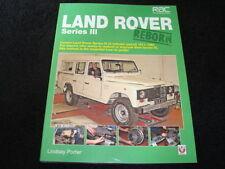 Manuels et carnets d'entretien d'automobiles de 1990 à 1999