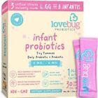 LoveBug Probiotics for Infants 0-6 Months Old Immune Support, 1 Billion CFU...