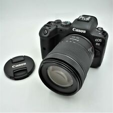 Canon EOS R6 Mirrorless Digital Camera with 24-105mm f/4-7.1 Lens **OPEN BOX**