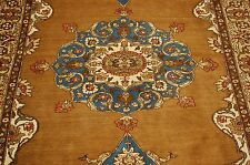 c1920s ANTIQUE ULTRA RARE FINE CAMEL HAIR_WOOL PERSIAN BIJAR RUG 4.7x7 HIGH KPSI