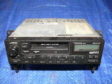 TOYOTA MR2 W2 MK2 2,0l GT-i RADIO KASSETTE TUNING RANGE 86120-2B320 R161