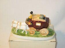 Sebastian Miniature Stagecoach Hudson 6258