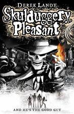Skulduggery Pleasant (Skulduggery Pleasant - book 1) By Derek L .9780007241613