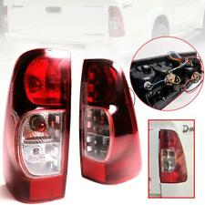 For 07-11 Isuzu D-Max Dmax Holden Rodeo 2WD 4WD LH RH Tail lamp Light +Bulb