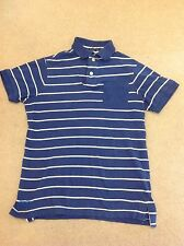 Men's Designer Superdry Lovely Soft Touch Polo Shirt Size M Excellent Condition