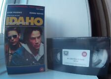 My  Own  Private  Idaho  - River Phoenix  Keanu Reeves New & Sealed UK VHS Video