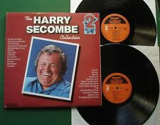Harry Secombe The Collection inc If I Ruled The World / Granada + PDA 020 2 x LP