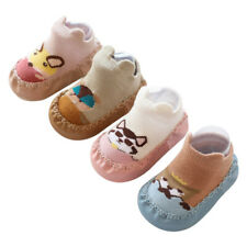 Baby Toddler Shoes Socks Kids First Walker Shoe Baby Shower Gift Soft Anti Slip