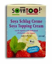 Soya Topping Cream - 300ml