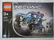 LEGO Bauanleitung / Instruction Island Technic 8435
