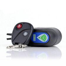 Security Vibration Alarm Wireless 1PC Bicycle Remote Anti-theft Lock Control