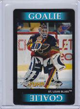 ST. LOUIS BLUES 1996-97 TEAM OUT GRANT FUHR