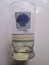 NWT--Pfaltzgraff BEACHCOMBER Pattern (Retired) Set of 4 Juice Glasses!