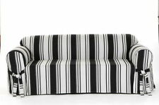 Striped Sofas