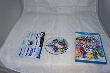Super Smash Bros. Wii U Japan Import Complete in Box North American Seller