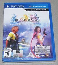 Final Fantasy X/X-2 HD Remaster Playstation Vita Brand New Sealed!