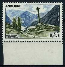 Andorra 1961-82 SG#F176, 45c Gothic Cross MNH Cat £35 #E91157