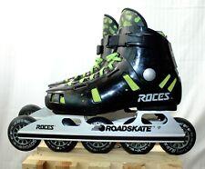 Roces Mens/Unisex Inline Speed Skates, Size 8.5 Men, Women Sz 10.5, EUC!