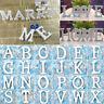 Freistehend Holz Buchstaben Hochzeitsfest Zuhause Deko Aufsteller A-Z & Form 3D