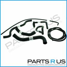 Hose Kit for Ford Falcon BA BF 6Cyl 4.0l Incl Fairmont & Turbo Model 02-08 Radia