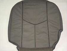 2003-2006Tahoe/Suburbn/Avalanche/Yukon-Vinyl-Driver Seat Cover-Med.Pewter #922