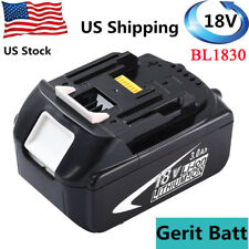 BL1830 Replace for Makita 18V Battery 3000mAh LI-ION BL1860 BL1850 BL1840 Tools