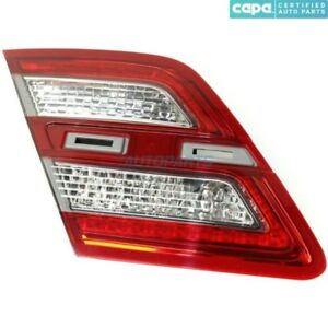 NEW LEFT SIDE BACK UP LAMP ASSEMBLY FITS 2013-2017 FORD TAURUS FO2802107C CAPA