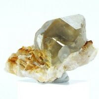 Barite Crystals & Cerussite Crystals, Mibladen, Morocco (501168) mineral