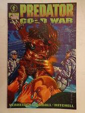 Predator Cold War Verheiden Randall Mitchell #3 Dark Horse November 1991 NM