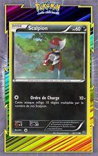 🌈Scalpion - XY11:Offensive Vapeur - 63/114 - Carte Pokemon Neuve Française