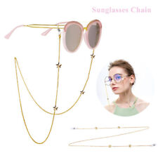 Eyeglass Chains Hollow Star Eyewear Chain Sunglasses Cord Holder Neck Strap Rope