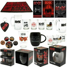 More details for ac/dc  heavy metal official merchandise ideal birthday christmas gifts