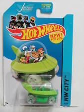 Hot Wheels 2014 Hw Città - Tooned II The Pronipoti Capsula Auto Verde