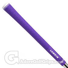 Lamkin REL ACE 3GEN Undersize-Ladies Grips - Neon Purple x 1