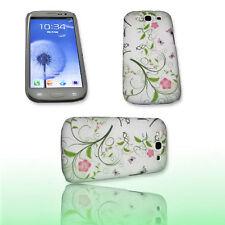 Design nº 3 hard back cover case Samsung i9300 Galaxy s3 + protector de pantalla