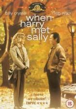 WHEN HARRY MET SALLY GENUINE R2 DVD BILLY CRYSTAL MEG RYAN NEW/SEALED