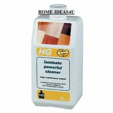 NEW HG LAMINATE POWERFUL CLEANER 1LTR FOR REMOVING HEAVY GRIME AND OLD COATINGS