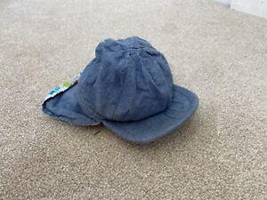 Baby Boy Tu Sun Hat Summer Hat Size 6-12 Months Dinosaur Print Legionnaires Hat