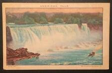 American Falls, 1920 The Shredded Wheat Co. Series 335