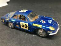Renault Alpine A110 1300 1:43 N°59 France Norev amélioré original