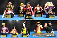 ONE PIECE Luffy Zoro STATUE FILM Z normal complete set and more 10 bust figures