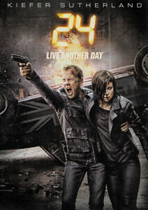 24 - Live Another Day New DVD