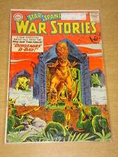 STAR SPANGLED WAR STORIES #108 G/VG (3.0) DC COMICS MAY 1963 < **