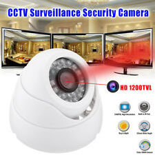 Mini Hd 1200Tvl Cctv Surveillance Security Camera Outdoor Home Ir Night q x.