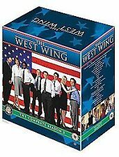 The West Wing - Series 2 (DVD, 2003, Box Set)