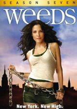 Weeds ~ Complete 7th Seventh Season 7 Seven ~ BRAND NEW 3-DISC DVD SET