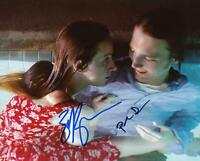 "Zoe Kazan & Paul Dano ""Ruby Sparks"" AUTOGRAPHS Signed 8x10 Photo B ACOA"