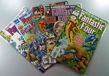 MARVEL ACTION HOUR: FANTASTIC FOUR (1994) #1 2 3 4 5 LOT Run VF/NM Ships FREE!